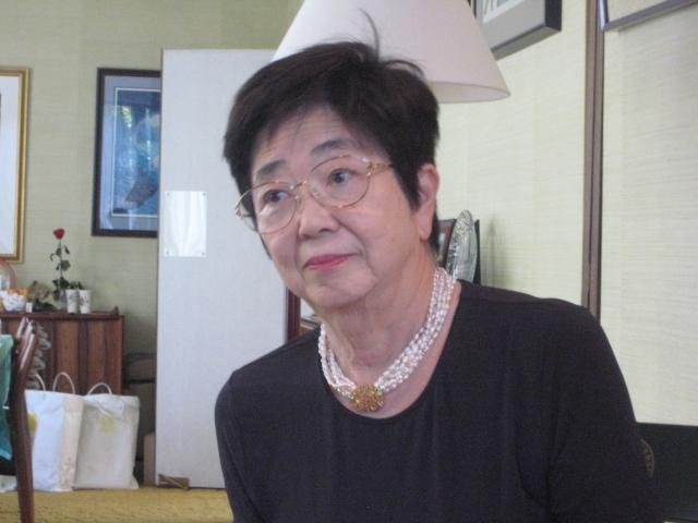 栗山 昌子(くりやま まさこ)