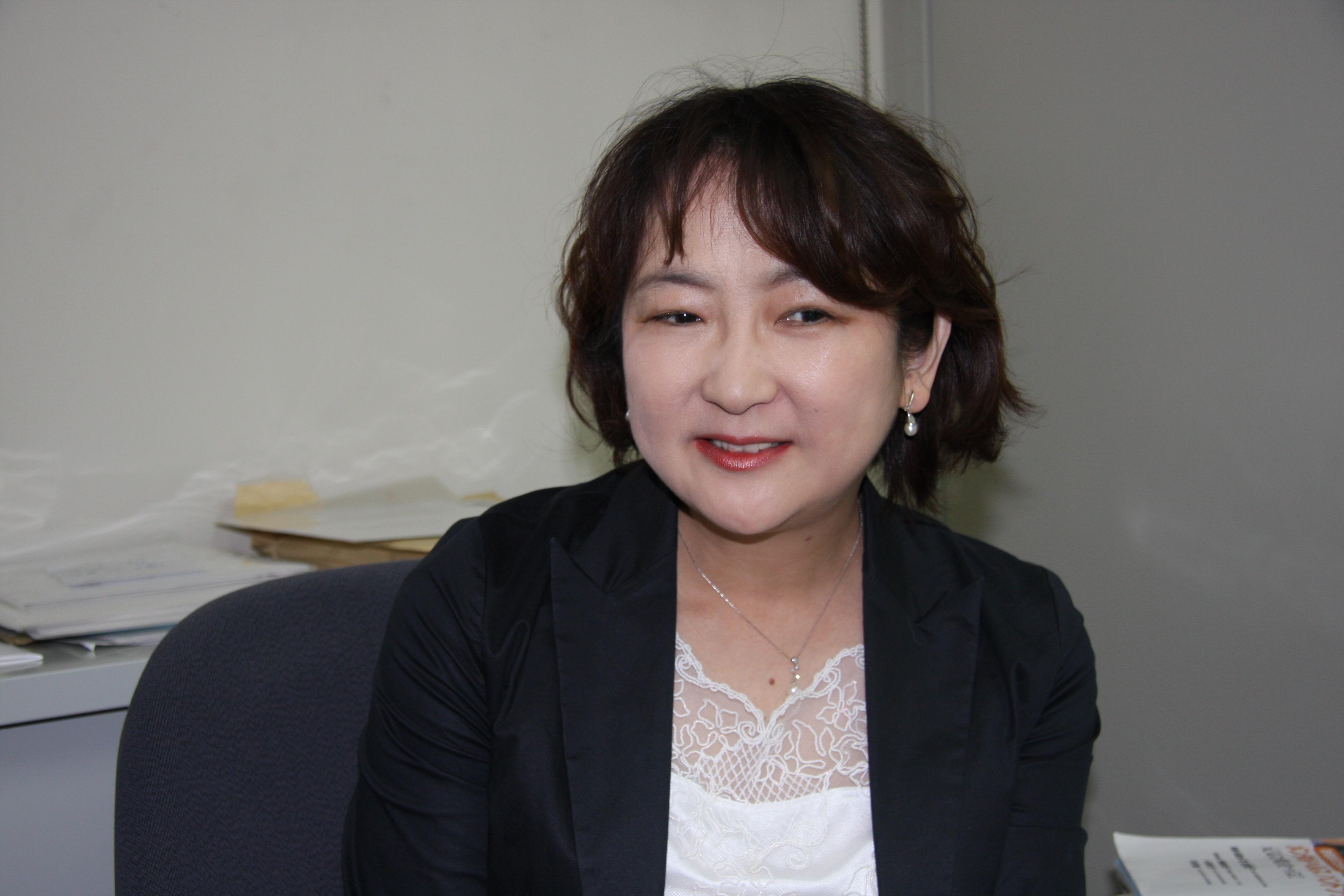 牧 由美子(まき ゆみこ)